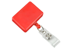 Rectangular Badge Reels